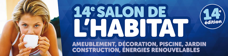 Salon de l'habitat Alès 2018