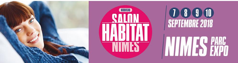 Salon-Foire-Habitat-Nîmes-Gard-Septembre 2018