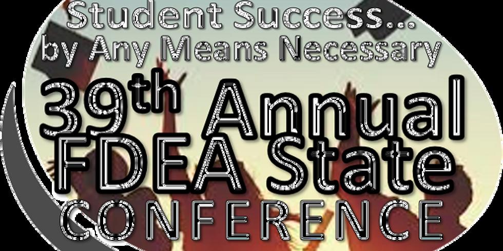 39th Annual FDEA State Conference
