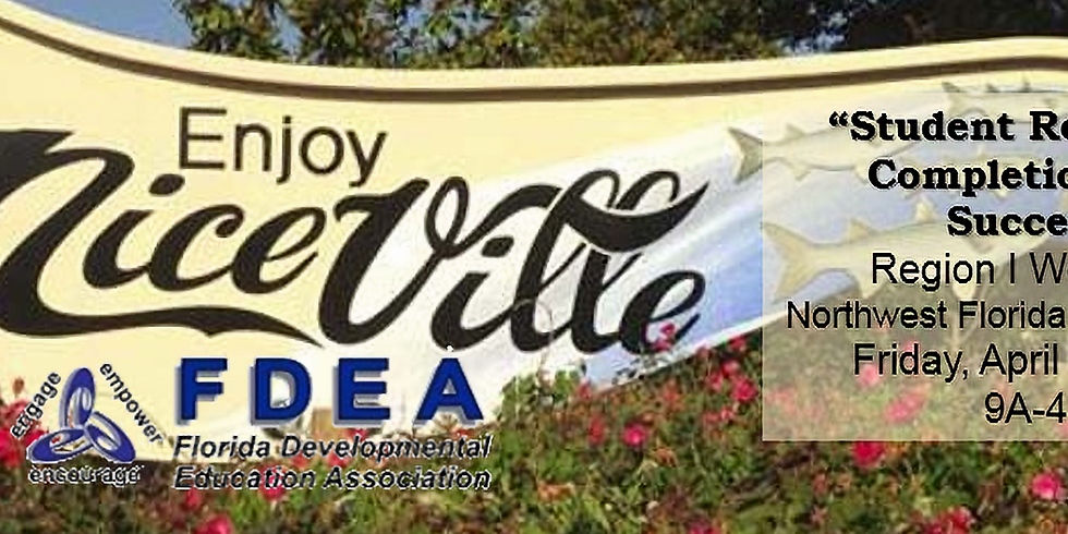 FDEA Spring 2018 Region I Workshop