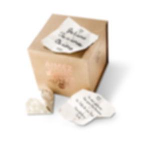 Aimez-vous les uns les autres - Bougies, matériaux recyclés