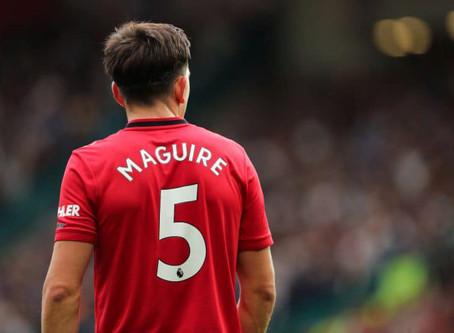 Căpitanul lui Manchester United, Harry Maguire, continuă să facă pași greșiți și la Națională