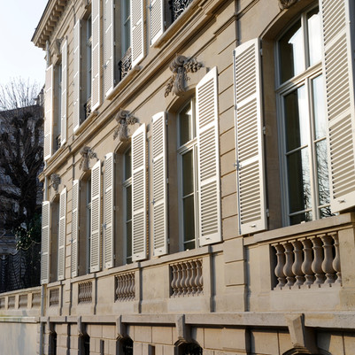 Ravalements de façade, pathologies du béton, architecture modulaire, façades rideau, façade classiques ou haussmanniennes,