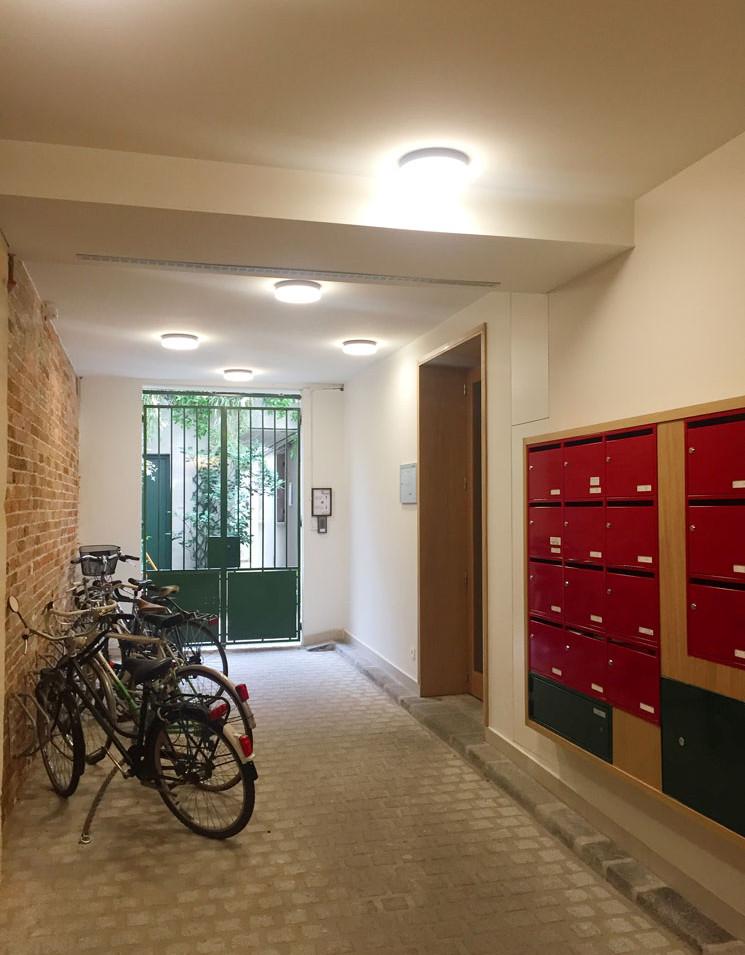 Rénovations intérieures