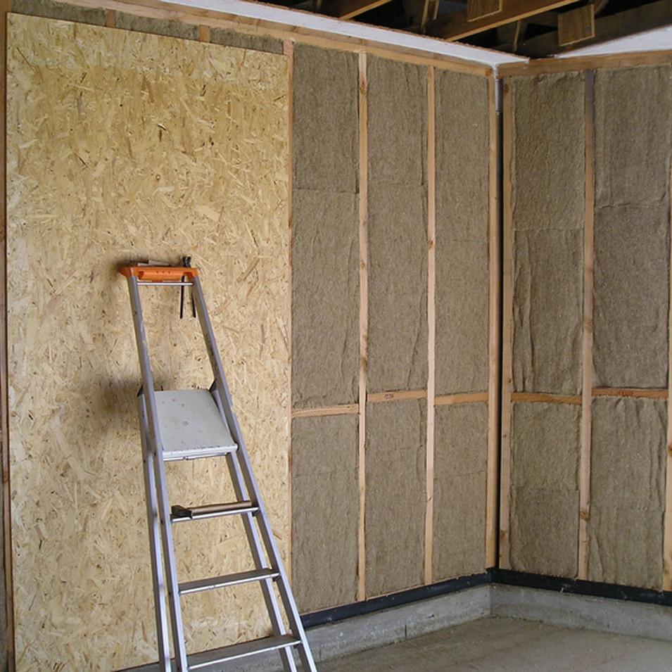 Amélioration de la performance énergétique, Isolations thermiques intérieures et extérieures,