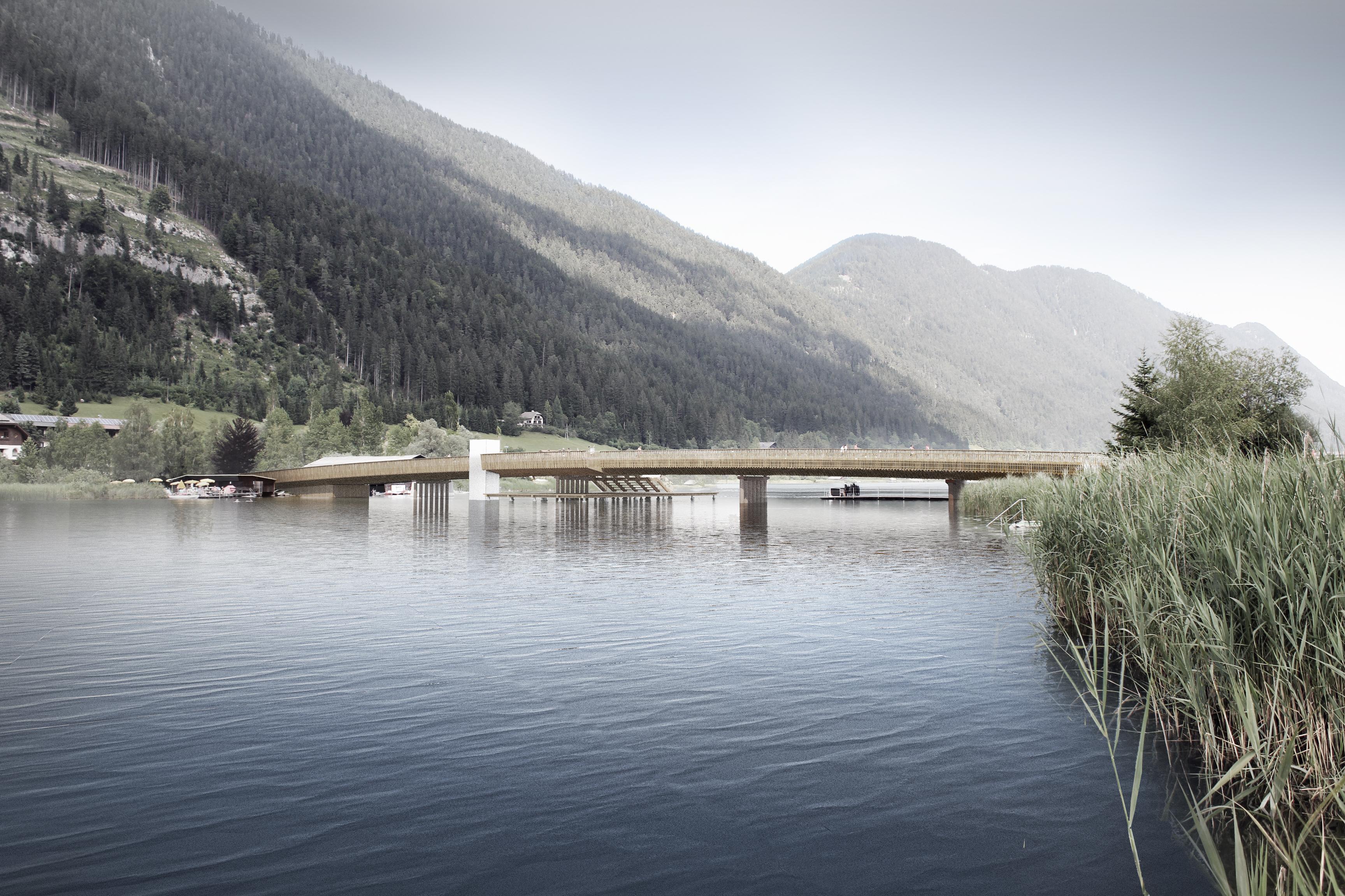 Pont Weissensee