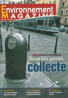 2008 06 Environnement magazine