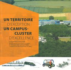 2008 un territoire d'Exception un campus Cluster