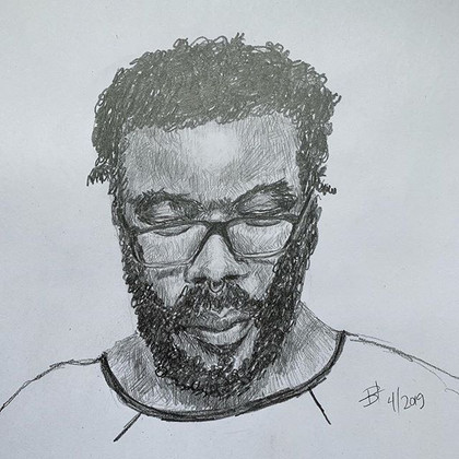 Portrait of a Stranger (no. 1)
