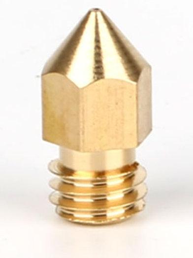 Standard Nozzle/Düse Messing M6
