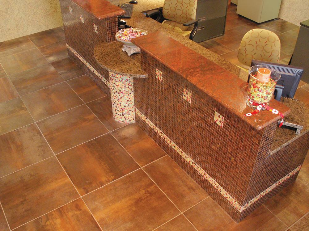 Corten-UT-desk