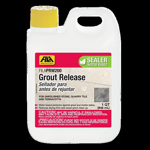 Fila Grout Release