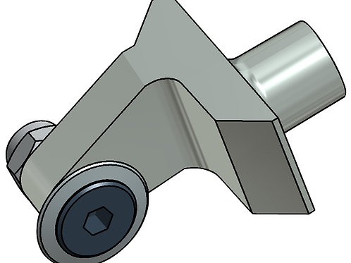 Kaufmann 2-Spindle Connector with 2 Carbide Wheels