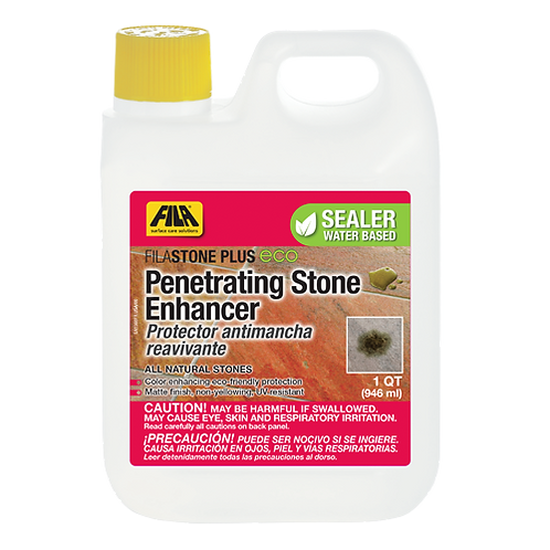 Fila Penetrating Stone Enhancer Plus Eco - Water Based