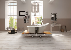Amb bagno bianco 23,7x97