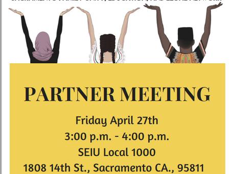Upcoming F.U.E.L Meeting