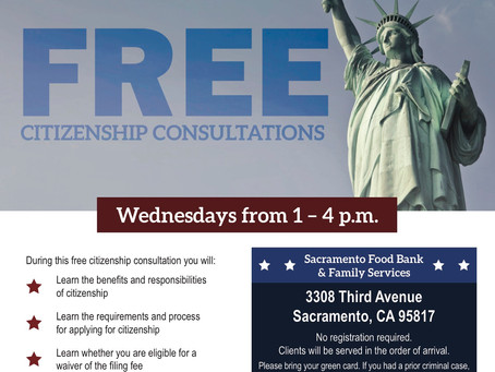 Free Citizenship Consultations