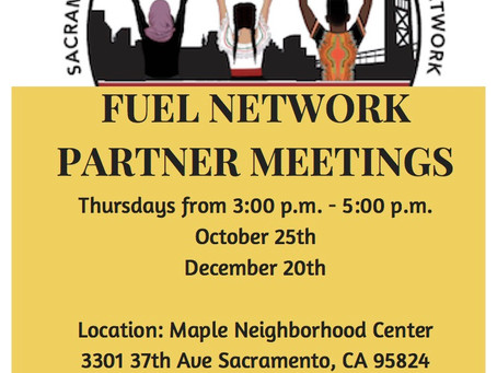 FUEL Partner Meetings