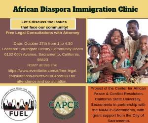 African Diaspora Immigration Clinic