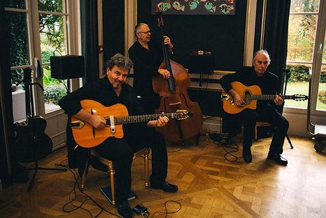 trio SYSCA SWING