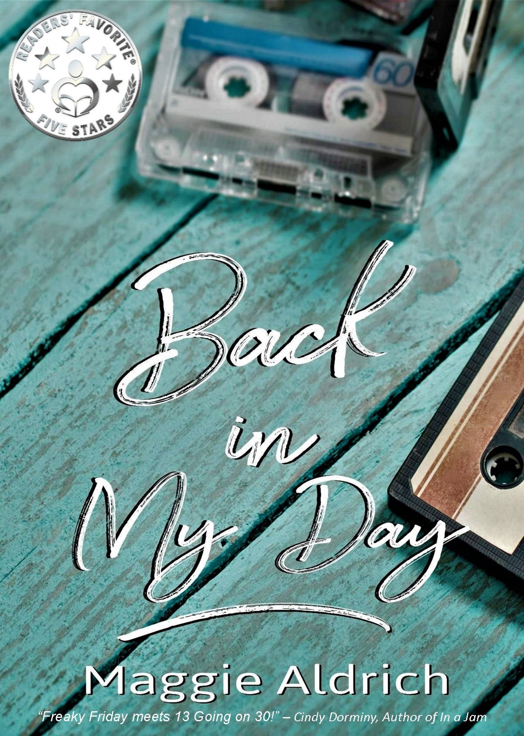 BackinMyDayfinalcover