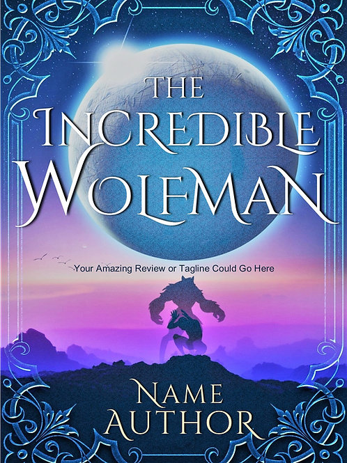 THE INCREDIBLE WOLFMAN