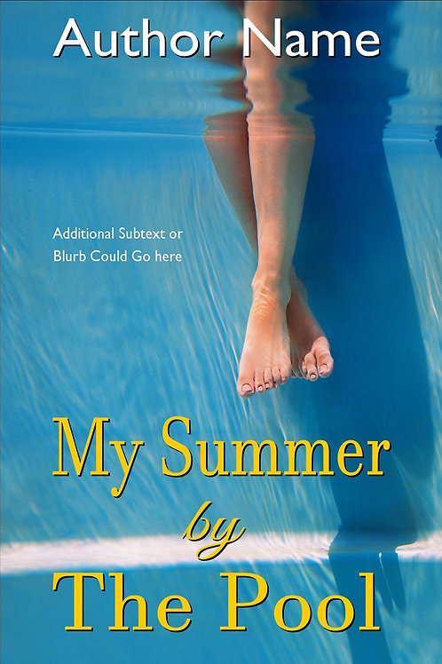 My Summer by The Pool