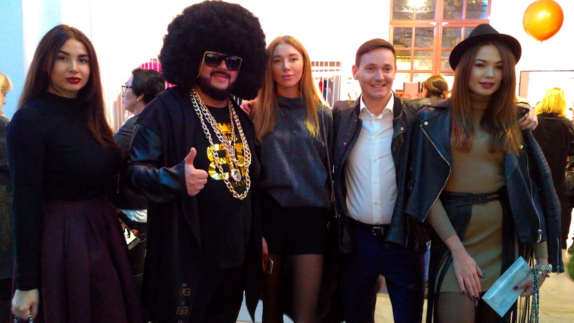 BIG BOSS Ukrainian Fashion Week 01