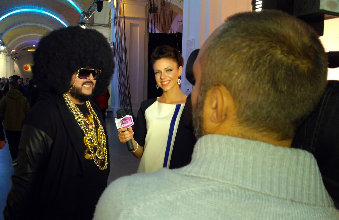 BIG BOSS Ukrainian Fashion Week 19