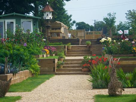 Design a Stunning Garden