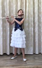 Мария Мокринская (флейта)
