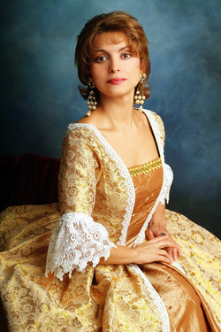 Татьяна ДИВАКОВА (меццо-сопрано)