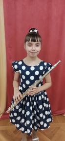 Анна Дрожникова (флейта)