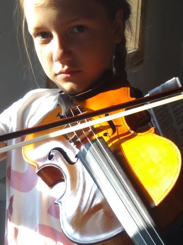 Ольга Чанга (скрипка)