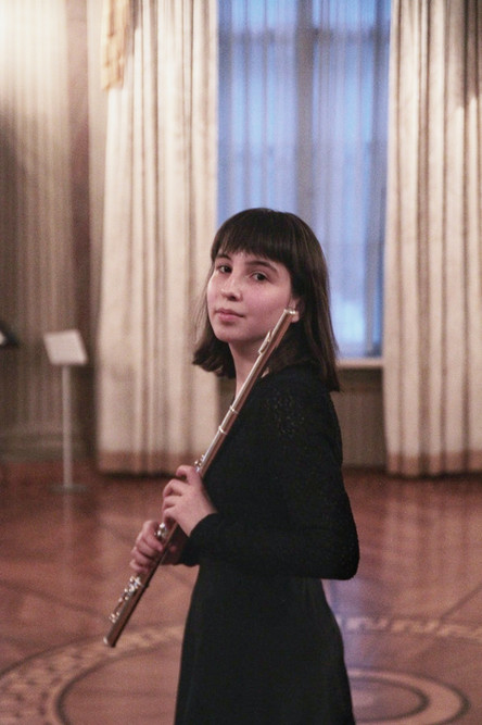 Маргарита Челкаускайте (флейта)