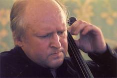 Александр ЗАГОРИНСКИЙ (виолончель, Заслуженный артист России)