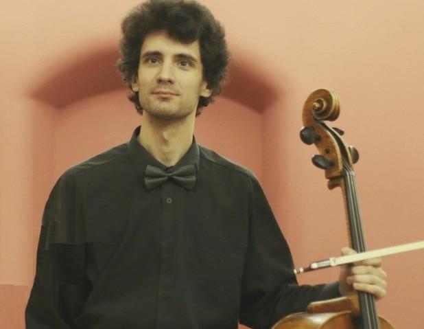 Ярослав ЧИСТОВ (виолончель)