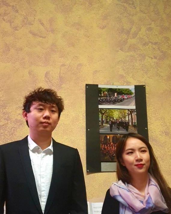 WEICHEN KONG and SHIMIN XU (vocal duo)
