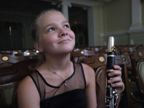 Анна Петрова (кларнет)