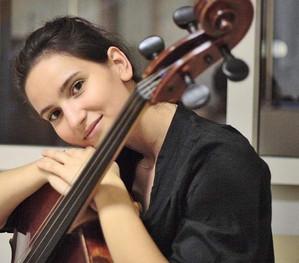 Анна Устюжанина (виолончель)