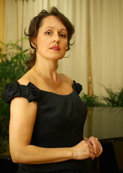 Антонина ЛЕВИНА (сопрано, Канада)