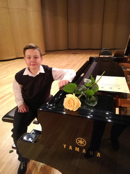 Никита Борисов (фортепиано)