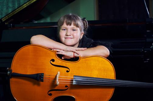 Софья Сорокина (виолончель)