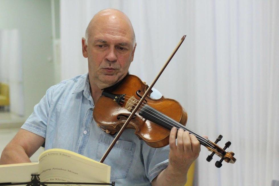 Владимир СПЕКТОР (скрипка)