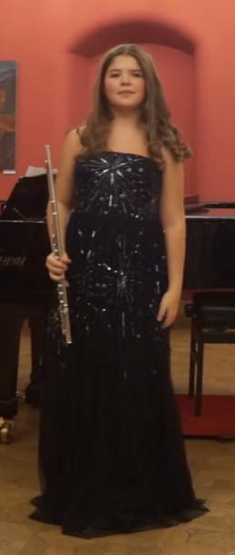 Ева Баркова (флейта)
