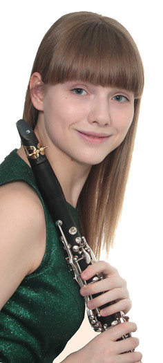 София Мехоношина (кларнет)