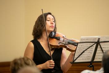 Екатерина КИРИЛЛОВА (скрипка)