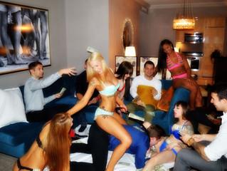 Fun Wild Bachelor Party Entertainment