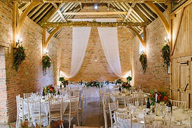 dovecote barn wedding disco