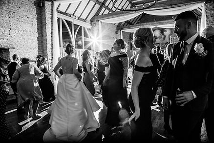 wedding dj the great barn aynho